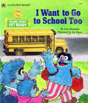 I Want to Go to School Too