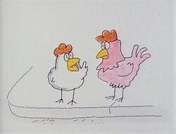 Whydidthechicken...