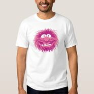 Zazzle animal head shirt 2