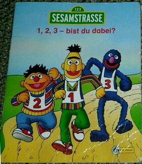 Sesamstrasse nelson 123 bist du dabei book