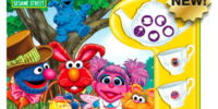 A Tea Party with Elmo and Friends