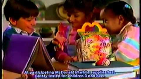 McDonald's Fraggle Rock Commercial (1988)