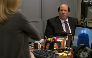 Office-kevin-cookiemonster