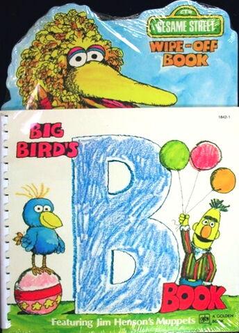 File:Golden big bird's b book.jpg