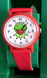 Lorus 1991 watch kermit