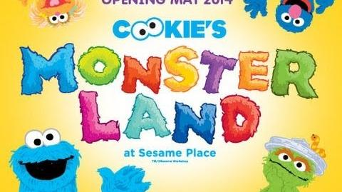 New for 2014! Cookie's Monster Land