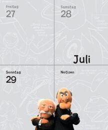 Heye kalender 2012 g