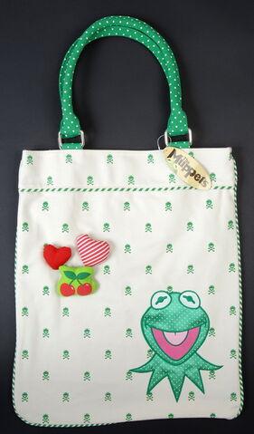 File:Kermit crossbones tote bag.jpg