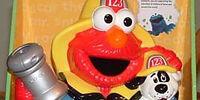 Elmo's Grow with Me Sprinkler