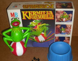 Milton bradley 1978 canada kermit's sticks game 2
