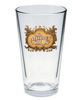 Muppet Show pint glass TMS logo