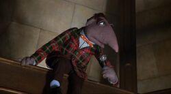 An extra muppet