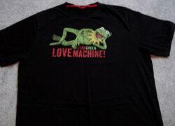Asda shirt love machine