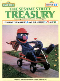The Sesame Street Treasury Volume 14