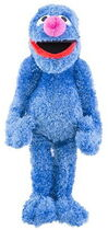 Sesame place plush grover 10