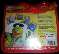 Softplay 1998 kermit what could i be 2