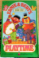 Colorforms ernie bert's playtime 1