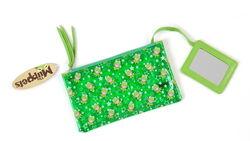 Kermit cosmetic bag
