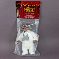 White tux rowlf bag 1