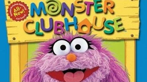 Sesame Street- Monster Clubhouse (2002)