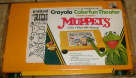 Crayola colorfun theater 1