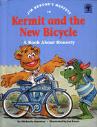 Kermit and the New Bicycle