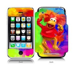 Fraggle Rock iPhone Skin 4