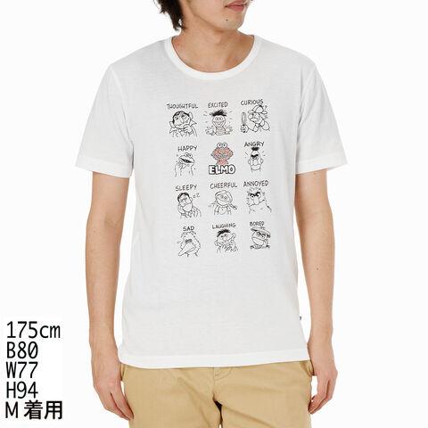 File:Mono comme ca ism japan 2013 t-shirt feelings with rhinestone elmo white.jpg