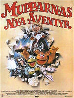 Mupparnas nya aventyr poster