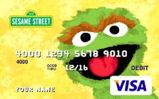 Sesame debit cards 28 oscar