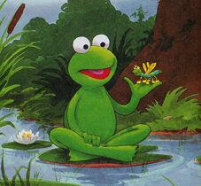 Kermit's cousin Nemo