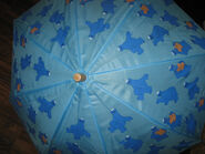 Hatley cookie monster umbrella 1