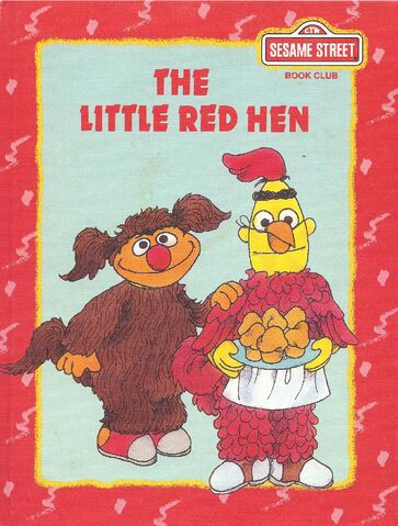 File:Little red hen reissue.JPG
