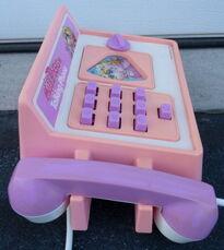 Miss piggy talking phone 4
