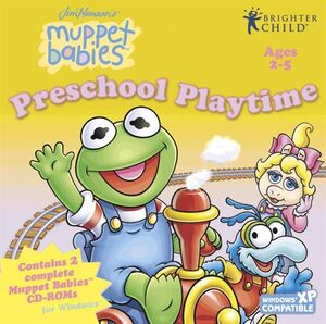 Muppet babies preschool playtime