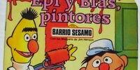Epi y Blas, pintores