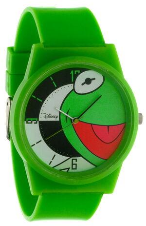 Flud watch kermit