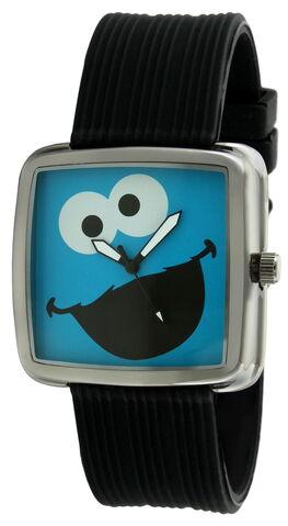 File:Viva time black rubber strap cookie monster.jpg