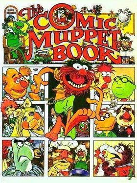 The Comic Muppet Book