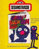 Grobis Buch vom Buch