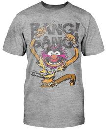 Jack of all trades 2013 t-shirt animal bang bang