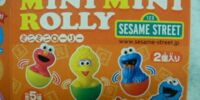 Sesame Street Mini Mini Rolly