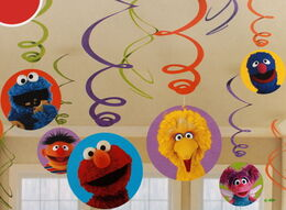 30267-sesame-street-dangling-decorations