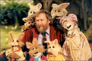 Jim Henson & Bean's Family