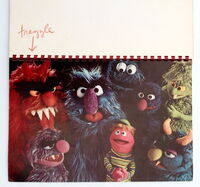 Muppet character book 7