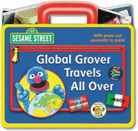 Global Grover Travels All Over