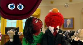 Elmo the Musical#president
