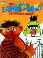 Ernieandbertcoloringbook
