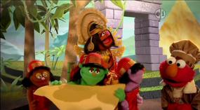 Elmo the Musical#guacamole