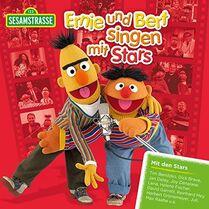 Sesamstrasse CD - Ernie und Bert singen mit Stars (2017-01-27)